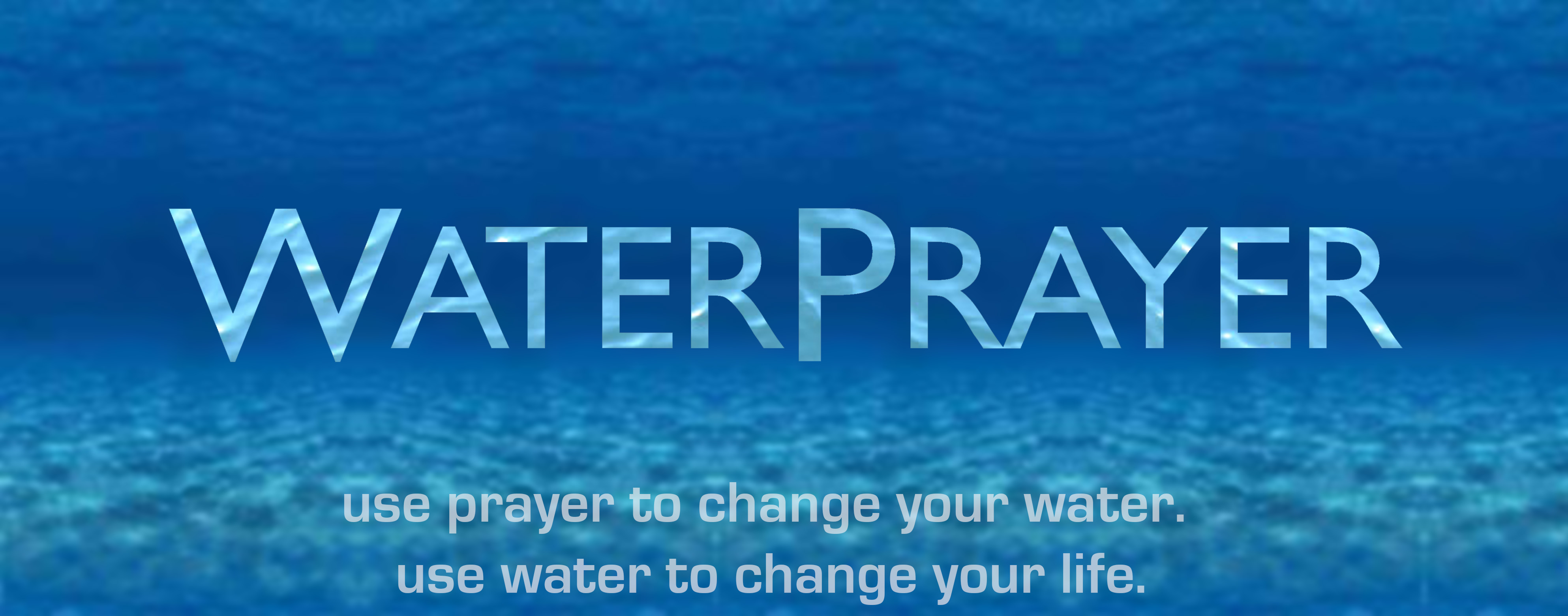 WaterPrayer